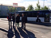 Avestas avgiftsfria busstrafik på agendan i Tallinn