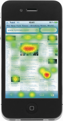 Tobii Technology Introduces Most Precise Eye Tracking Solution Available for Mobile Device Testing