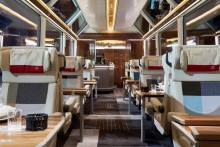 Die begehrtesten Sitzplätze der Schweiz: Die neue Excellence Class des Glacier Express