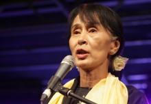 Amnesty tar tillbaka Aung San Suu Kyis Ambassador of Conscience Award
