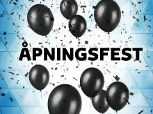 Åpningsfest nye Nordvik Leknes