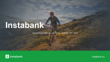 Instabank Presentation - Q3 2018