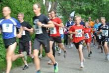WSPs löpartävlingar: Medarbetare och kunder sprang för rent vatten