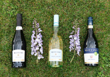Italienska Ruffino lanserar ekologiska viner.