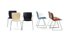 Lammhults designmöbler till Tele2 Arena i Stockholm