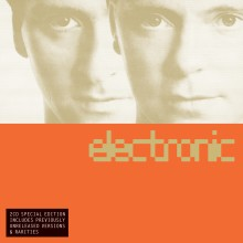'Electronic' 2012 Remaster - Release date: 8th April 2013