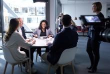 ABB startar talkshow på Youtube