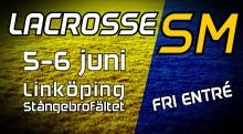 SM i Lacrosse i Linköping