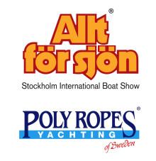 PolyRopes på Allt för sjön 28 feb - 8 mars