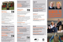 Bibliotekens vårprogram 2020