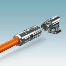 Cross-manufacturer compatible circular connectors