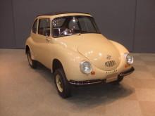 Subaru 360 invald i den japanska ingenjörskonstens Hall of Fame