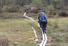 Friluftsstøtte i Midt-Norge