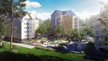 Pressinbjudan: Spaden i marken för Göteborgs första Bonum Seniorboende