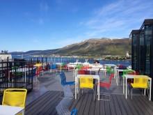 Nordic Choice Hotels har landets beste takterrasser