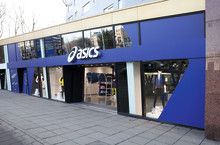 ASICS wins 'Best new retail concept 2011' award