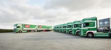 Der er gået sport i CO2 reduktion og brændstofbesparelser hos LGT Logistics