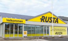 Premiere for den svenske lavpriskjeden Rustas nye varehus i Haugesund