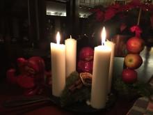 Green Hotels stora julbord är åter en tradition