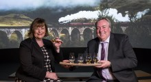 Sense of Scotland tour launched at Edinburgh's Scotch Whisky Experience