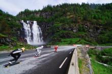 Over fosser og fjell – årets råeste longboard eventyr!