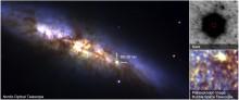 Supernova-explosion ger ledtrådar till universums expansion
