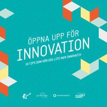 Öppna upp för innovation