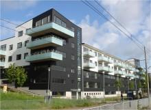 KaverösPorten vinner årets byggnad i Göteborg 2010