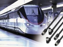 Godkända M12 kablage för järnvägsindustrin