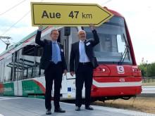 STRABAG mit 2. Ausbaustufe der Bahnstrecke Chemnitz – Aue beauftragt
