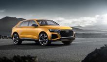 Premiär i Geneve: Audi Q8 sport concept