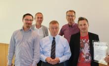 Veidekke Entreprenads HMS-prisvinnare 2013: Helsingborgarna höjde sig över mängden