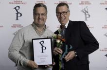 Svenska Publishingpriset till tidningen Kupé