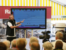 Raymarine: Live Weather Briefing with British Sailing Team Meteorologist for 2017 Round the Island Race Competitors