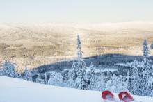 Rekordsnöig start för Stöten i Sälen