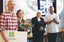 Åtta nyskapande matproducenter klara för final i Nyskaparstipendiet 2017