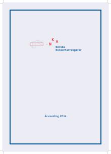 NKA - Årsmelding 2014