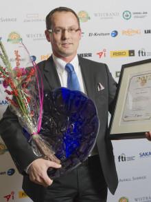 Stena Aluminium är Årets Metallåtervinnare