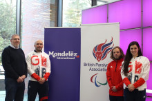Mondelēz International extends partnership with the British Paralympic Association