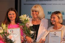Årets kvinnliga ledare i vården finns på Stockholms Sjukhem