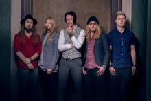 Sveriges nya rockexport Art Nation på Sommartorsdagarna® den 2 augusti