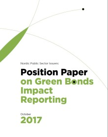 Nordic issuers release guide on green bonds impact reporting