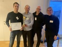 Vechos tävling för sparsam körning sänkte utsläppen med 8 000 ton CO2 – svenska åkeri bland vinnarna