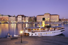Stockholm Economy: Positive development in Stockholm