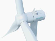 Siemens bygger vindkraftspark i Ränsliden åt Scanergy och Prime Capital