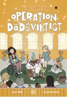Ny barnbok hanterar barnens stora frågor om döden
