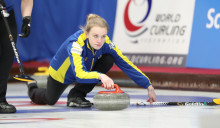 Curling, Junior-VM: Lag Wranå till VM-final efter semifinalseger mot Norge