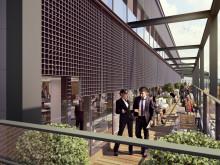 Skanska investerar cirka 430 miljoner kronor i nytt kontorsprojekt i Helsingfors