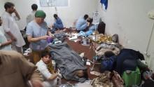 """""""Även i krig finns det regler"""" – kommission måste undersöka sjukhusbombning"""