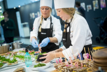 Prestigefyllda priser och tävlingar på Sthlm Food & Wine